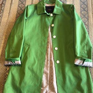 Coach trench coat sz Sm